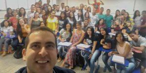 Curso de Odontologia da UNIFACEMA, em Caxias-MA, recebe a visita do Dr. Rafael Nunes