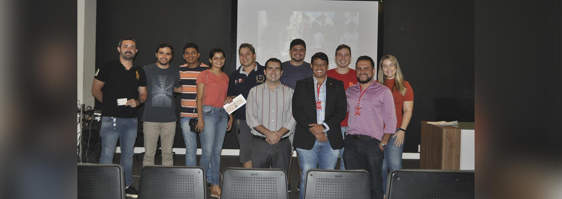 CRO-MA realizou solenidade de entrega das carteiras aos novos  inscritos no conselho, formados na Faculdade Florence.